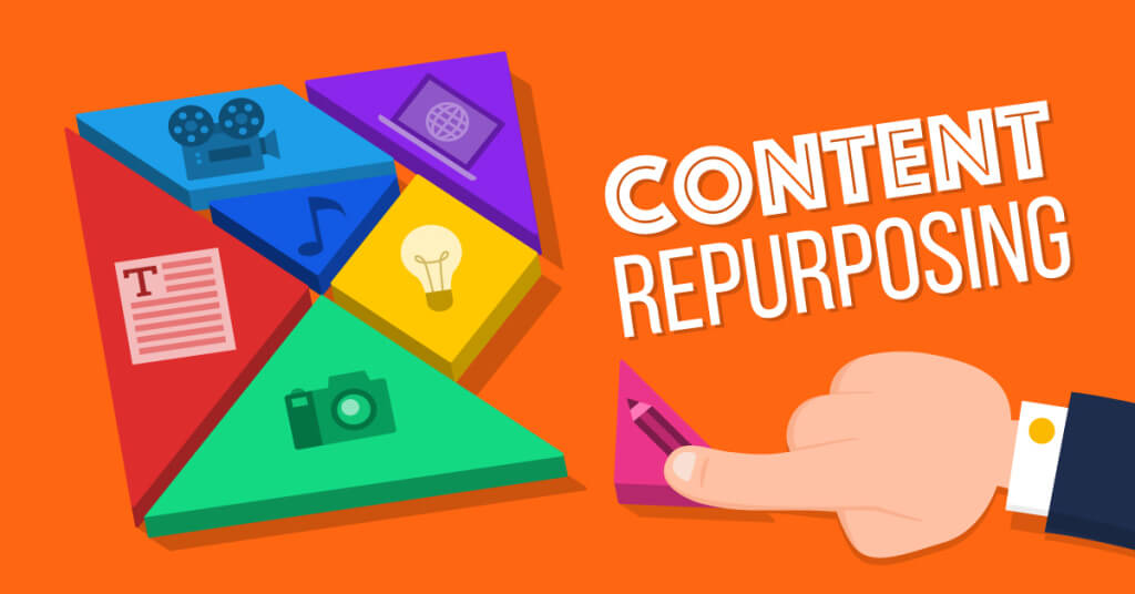 Using Re-Purposed Content To Boost Your SEO